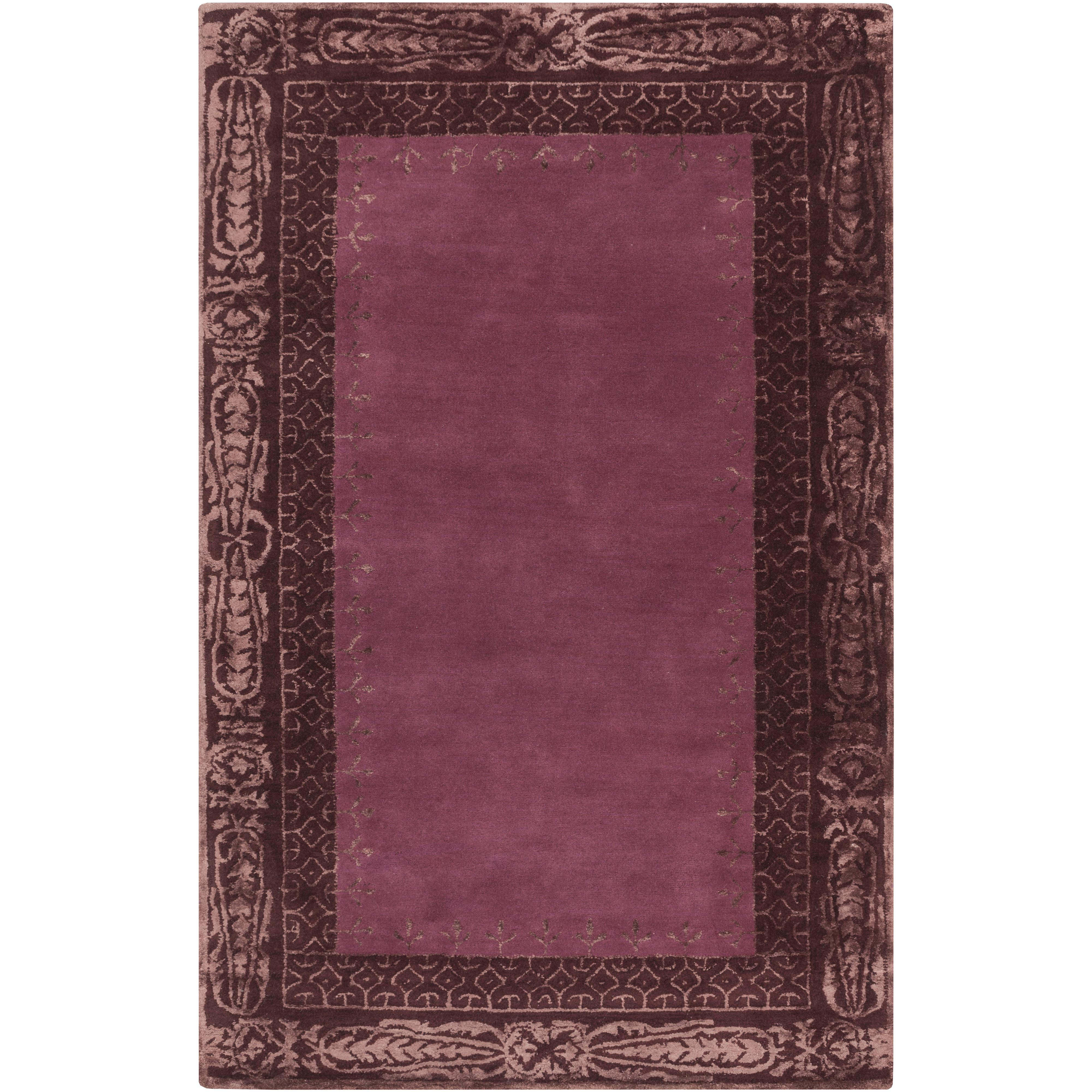 Surya Rugs Henna 8' x 11' - Item Number: HEN1008-811