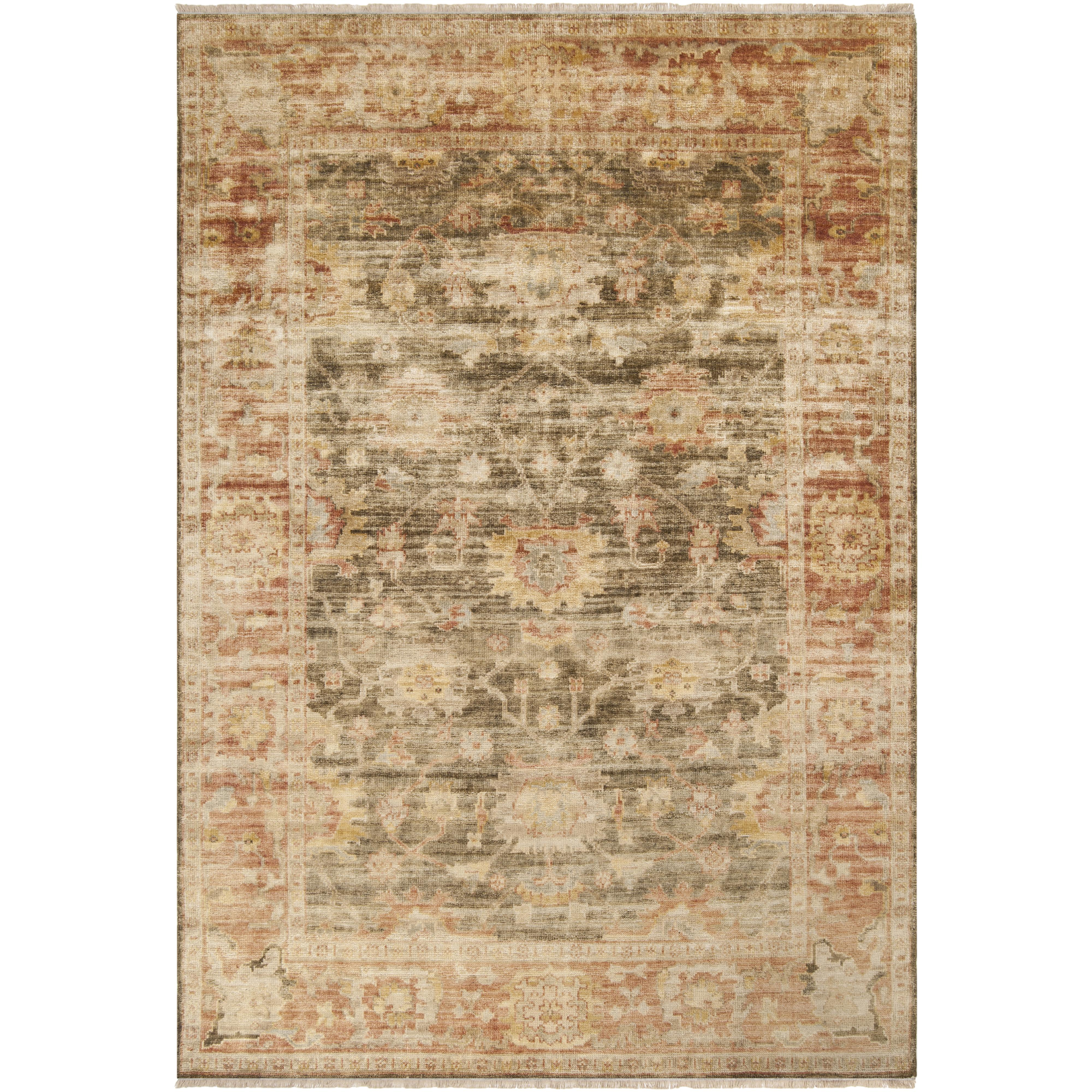 "Surya Rugs Hillcrest 3'6"" x 5'6"" - Item Number: HIL9004-3656"