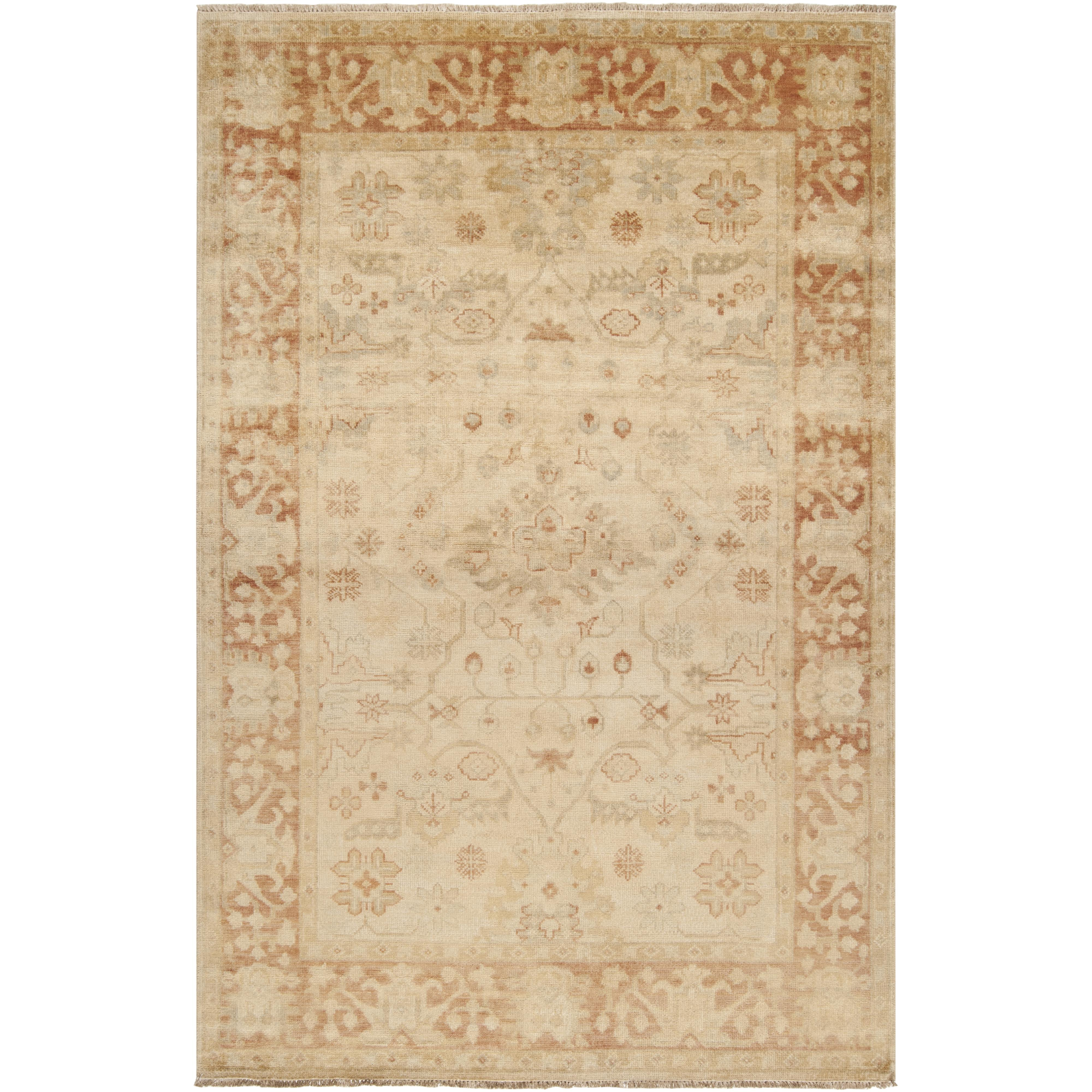 "Surya Rugs Hillcrest 3'6"" x 5'6"" - Item Number: HIL9007-3656"