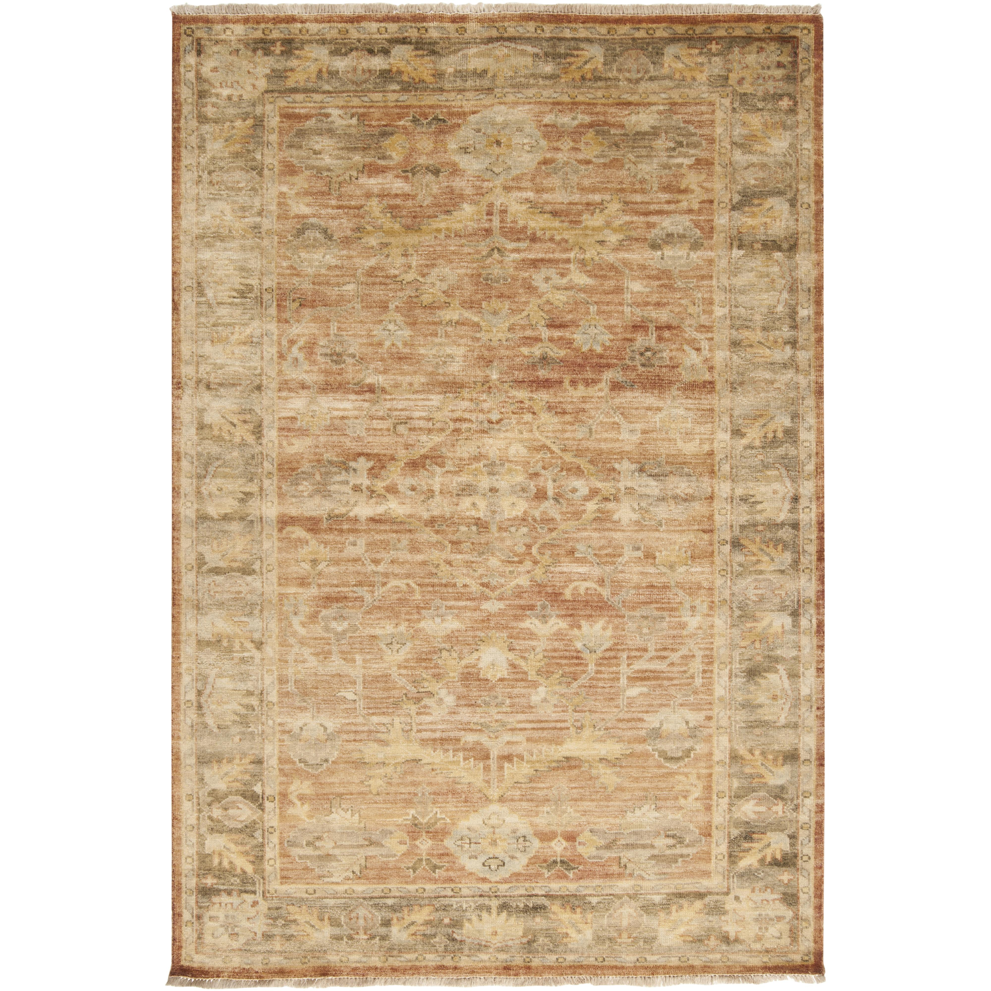 "Surya Rugs Hillcrest 3'6"" x 5'6"" - Item Number: HIL9009-3656"