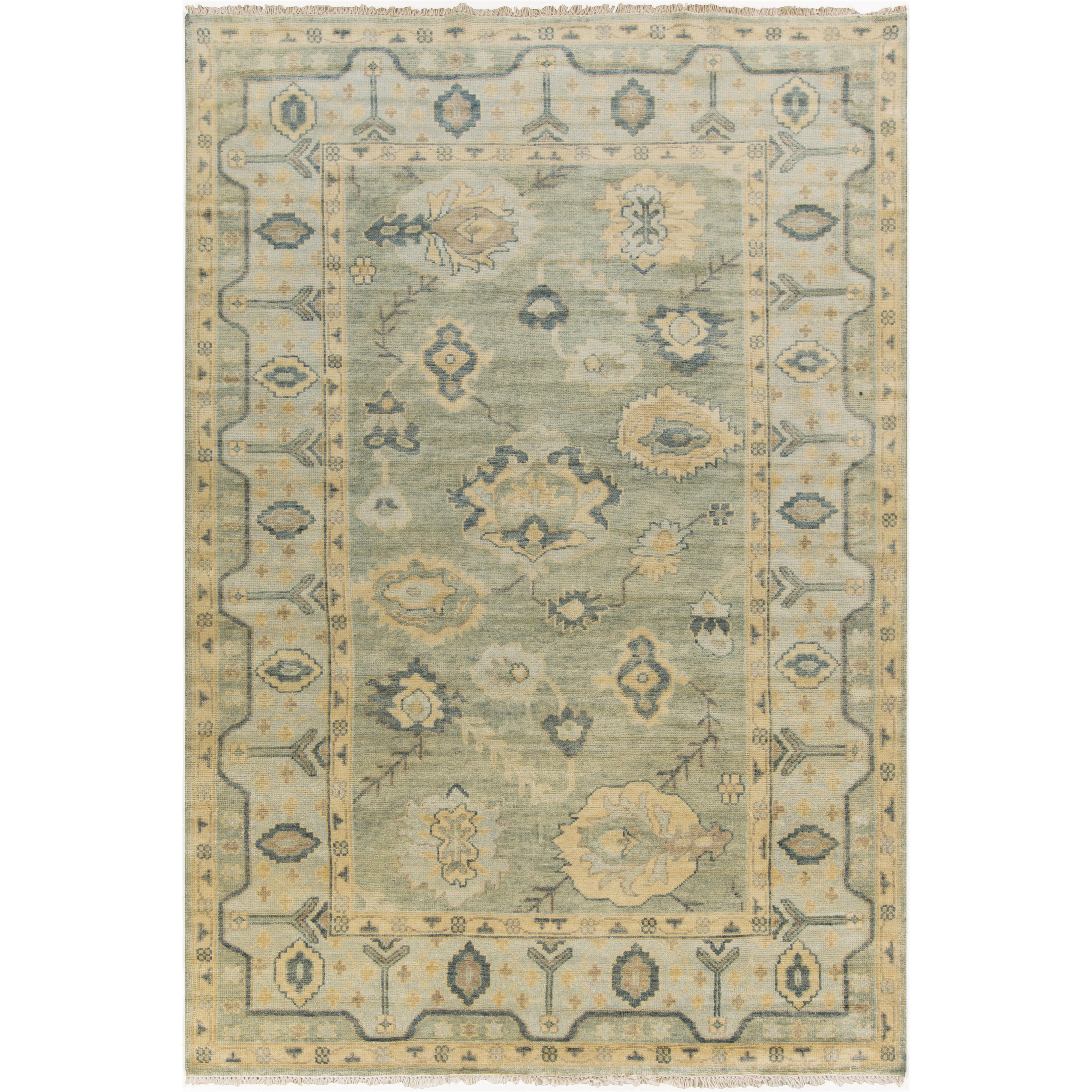 "Surya Rugs Hillcrest 3'6"" x 5'6"" - Item Number: HIL9017-3656"