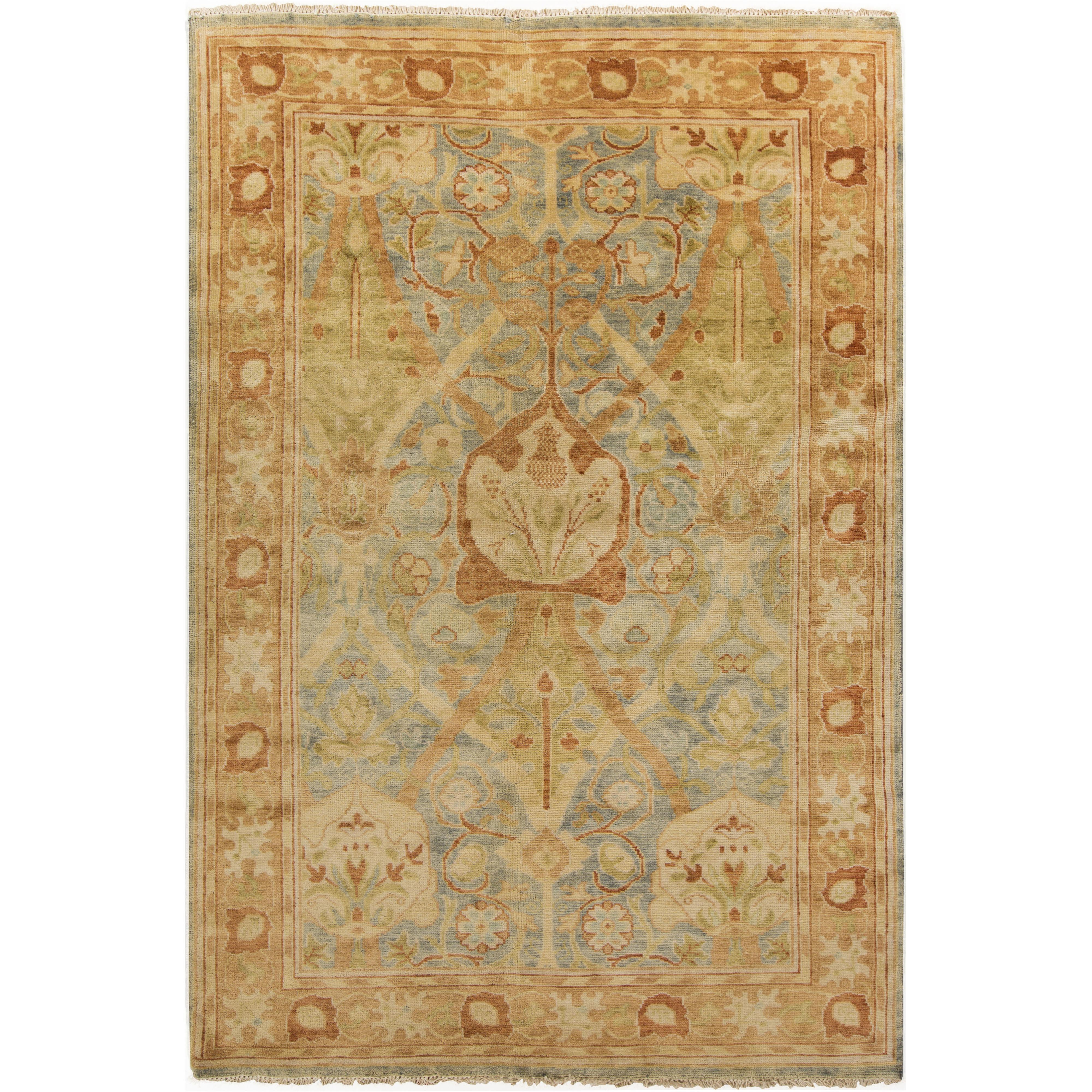"Surya Rugs Hillcrest 3'6"" x 5'6"" - Item Number: HIL9022-3656"