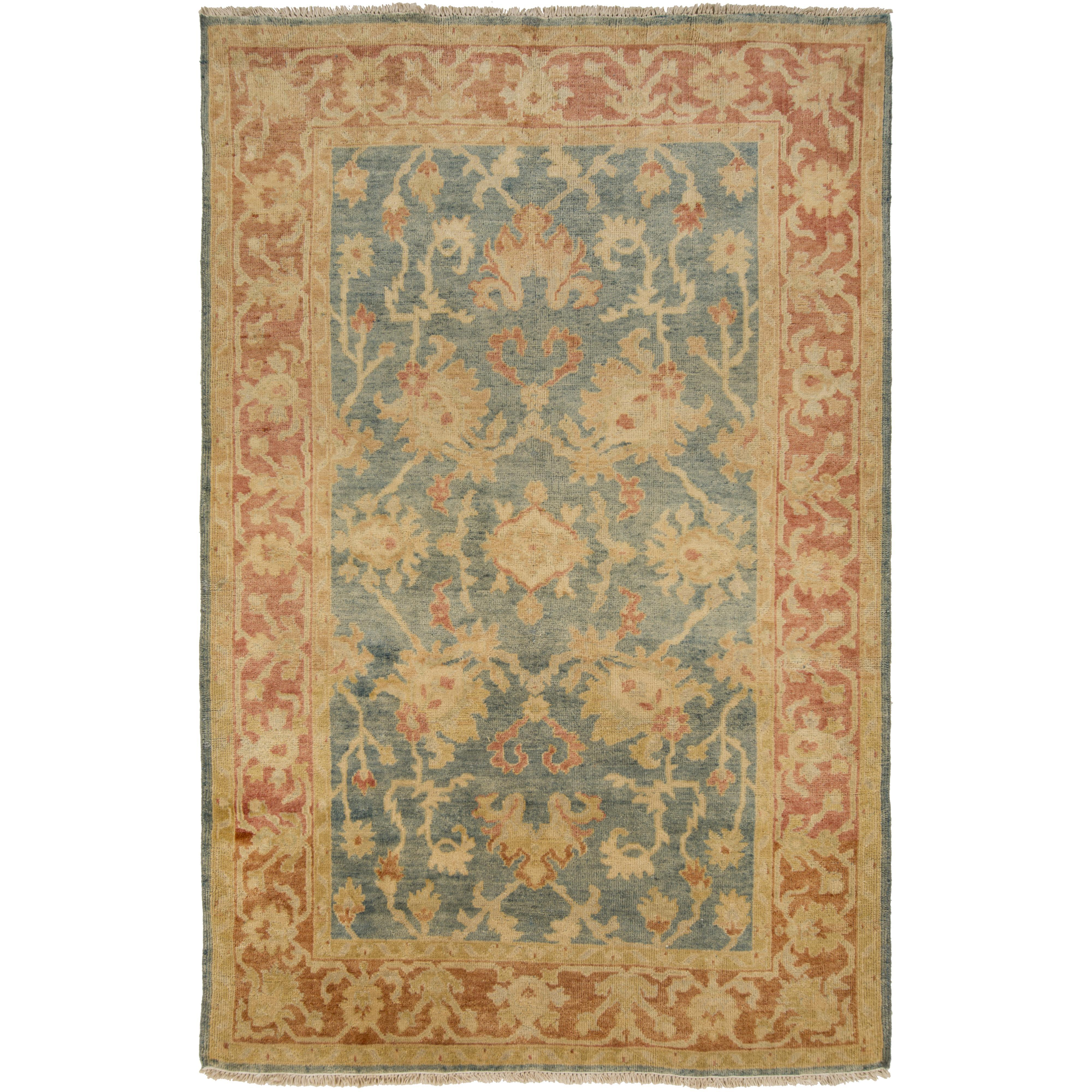 "Surya Rugs Hillcrest 3'6"" x 5'6"" - Item Number: HIL9026-3656"
