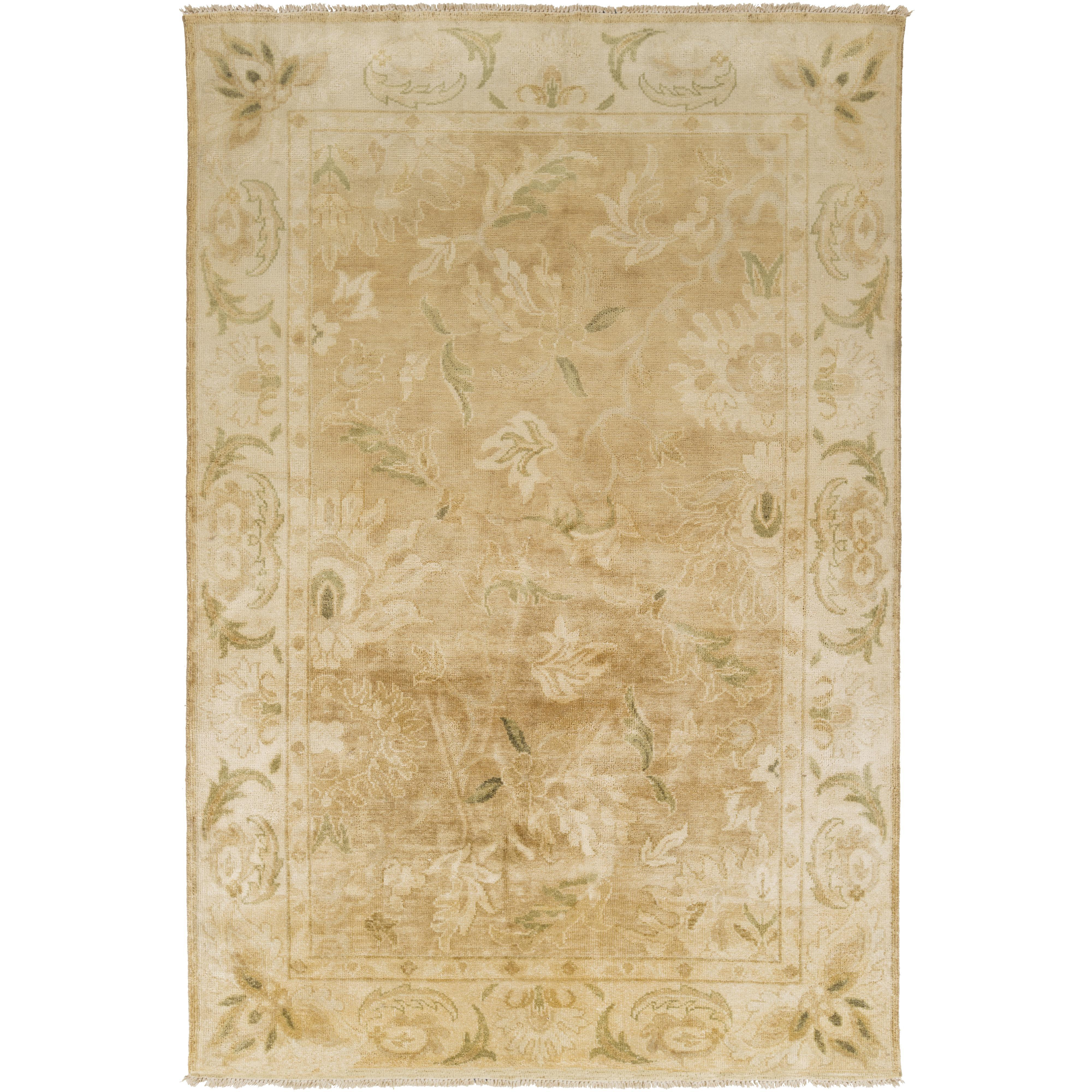 "Surya Rugs Hillcrest 3'6"" x 5'6"" - Item Number: HIL9030-3656"
