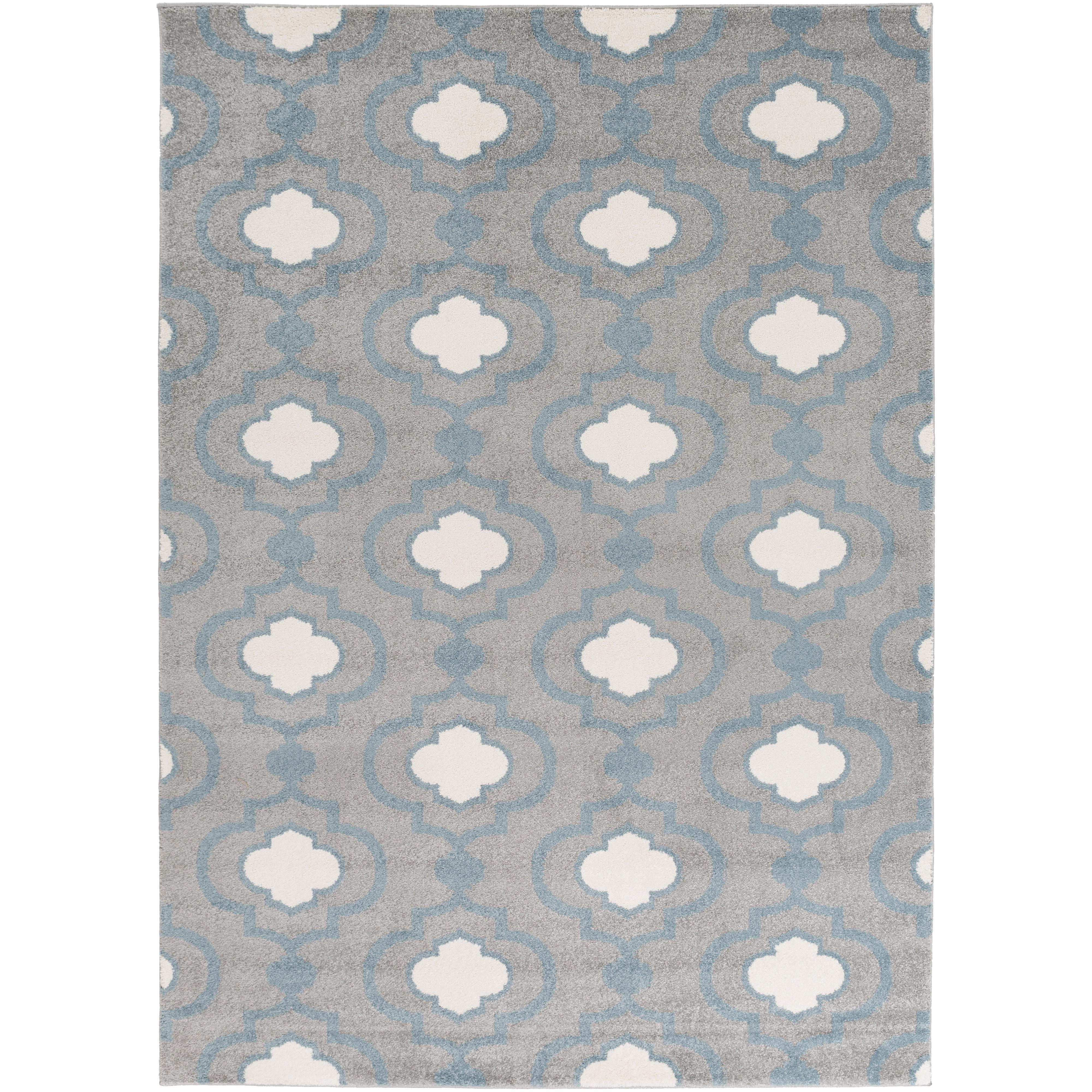 "Surya Rugs Horizon 6'7"" x 9'6"" - Item Number: HRZ1022-6796"