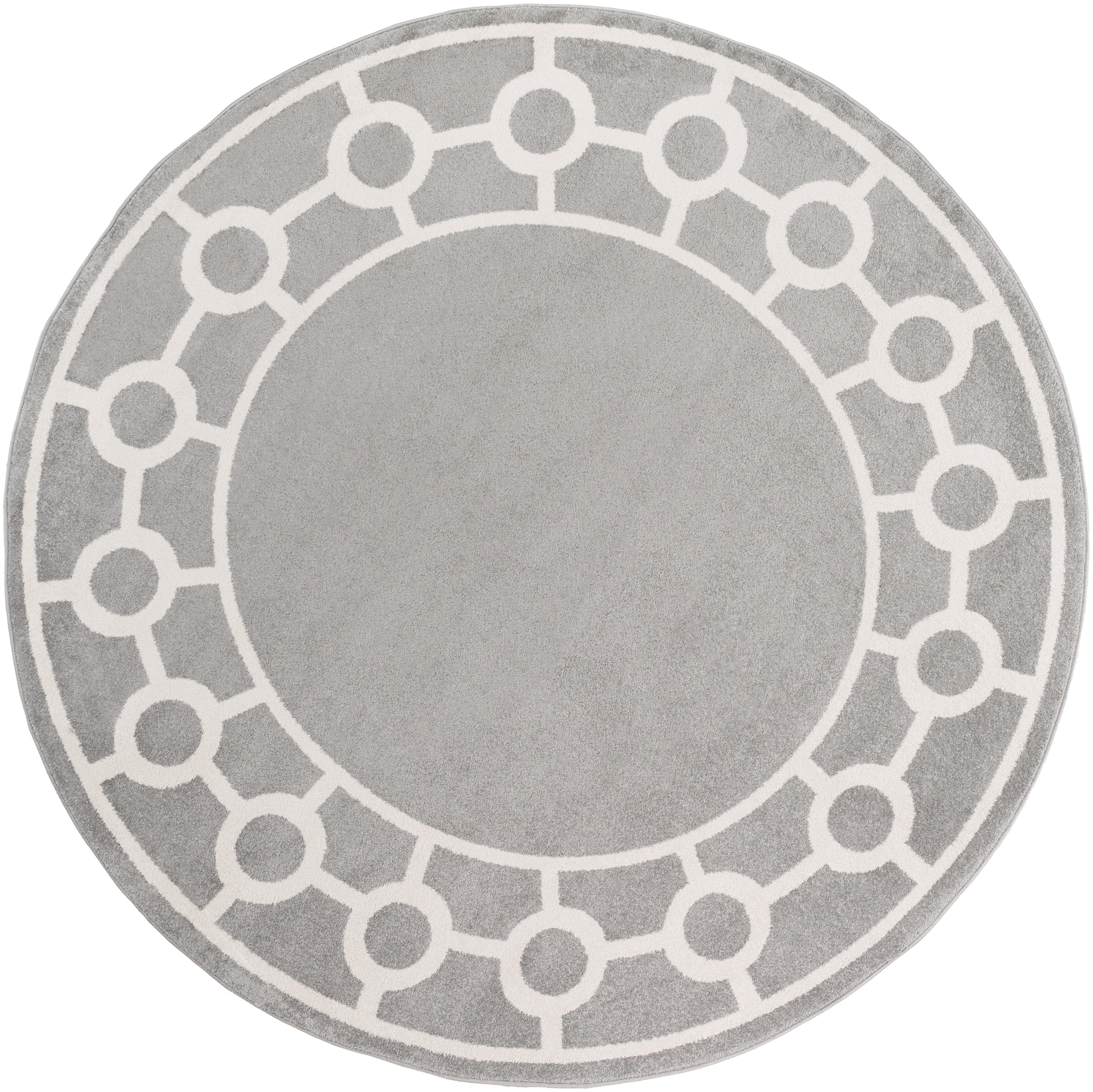 "Surya Horizon 7'10"" Round - Item Number: HRZ1062-710RD"