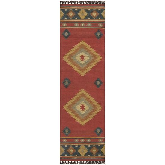 "Surya Jewel Tone 2'6"" x 8' - Item Number: JT1033-268"