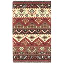 Surya Jewel Tone 2' x 3' - Item Number: JT8-23