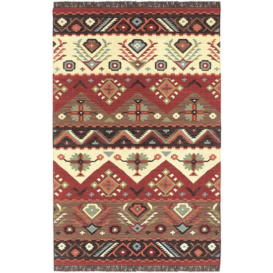 "Surya Rugs Jewel Tone 3'6"" x 5'6"" - Item Number: JT8-3656"