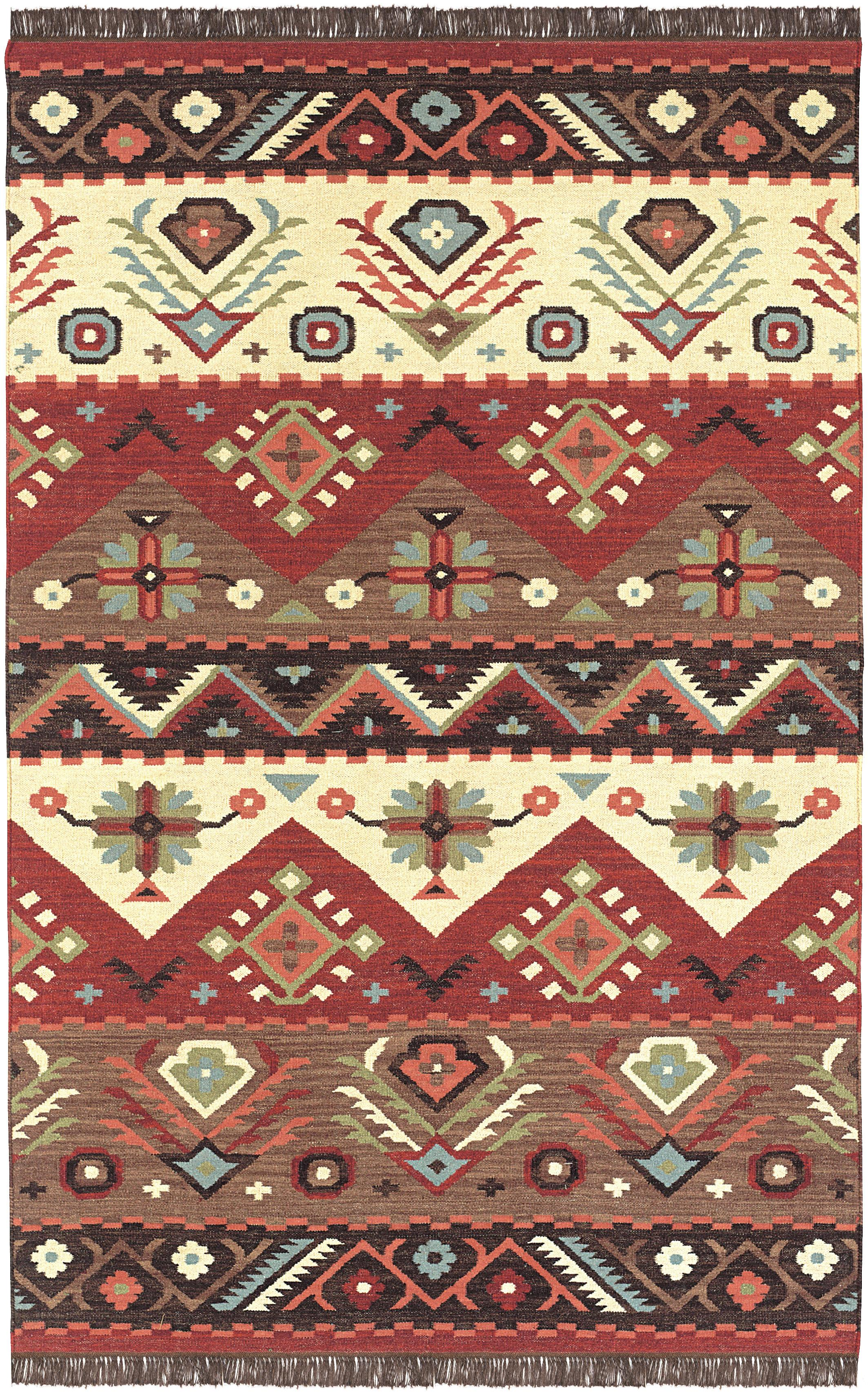 Surya Rugs Jewel Tone 9' x 13' - Item Number: JT8-913
