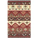 Surya Jewel Tone 9' x 13' - Item Number: JT8-913