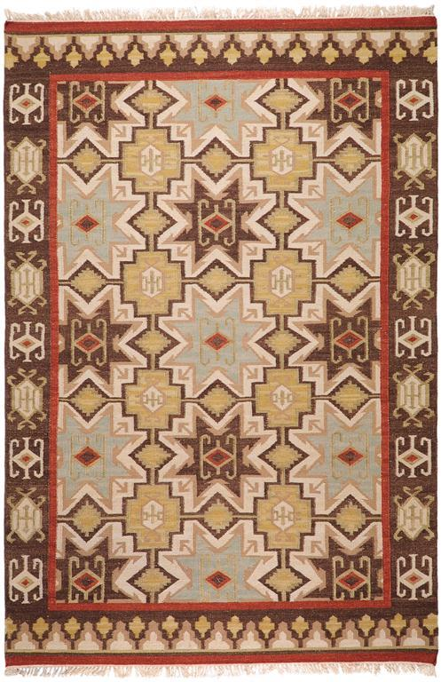 "Surya Jewel Tone II 3'6"" x 5'6"" - Item Number: JTII2034-3656"