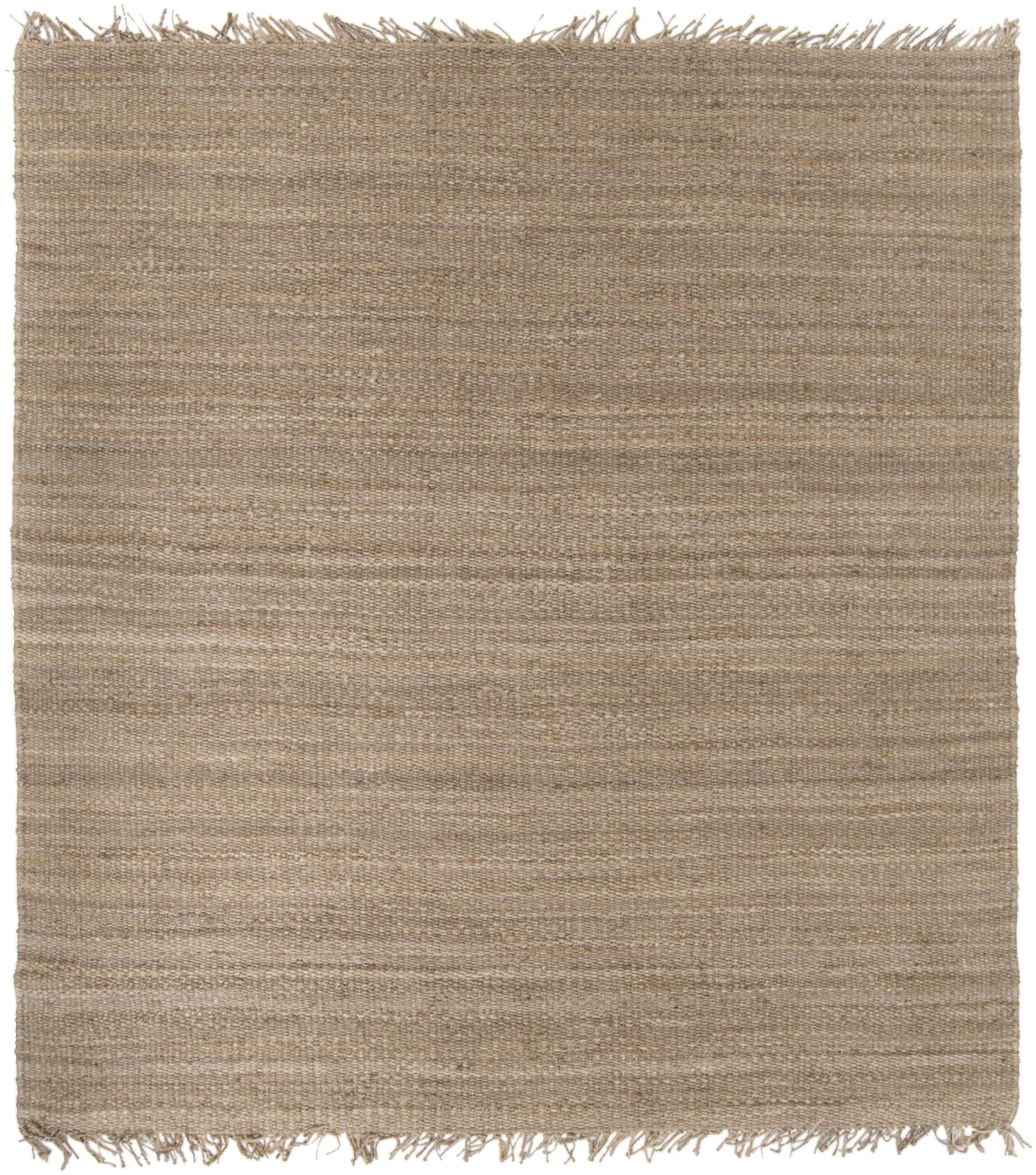 Surya Jute Natural 8' Square - Item Number: J-8SQ
