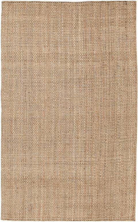 "Surya Rugs Jute Woven 3'6"" x 5'6"" - Item Number: JS2-3656"