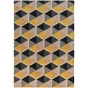 Surya Kennedy Area Rug - 4' x 6' - Item Number: KDY3008-46