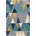 Surya Kennedy Area Rug - 2' x 3' - Item Number: KDY3012-23