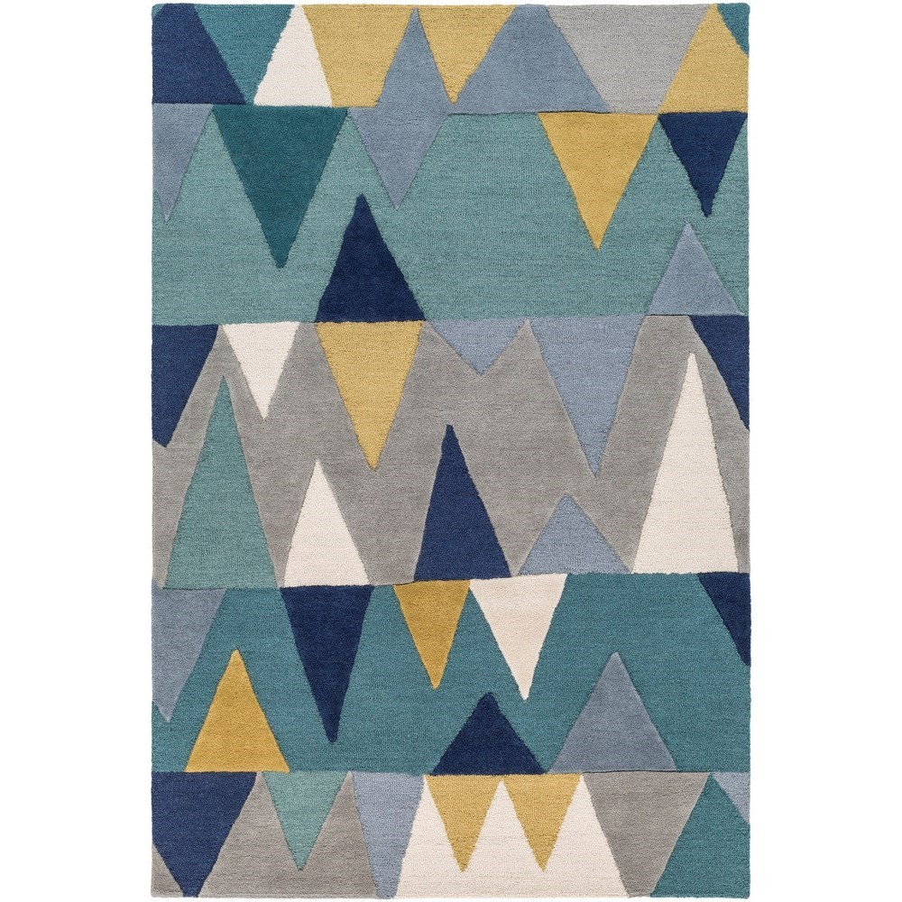 "Surya Kennedy Area Rug - 5' x 7'6"" - Item Number: KDY3012-576"