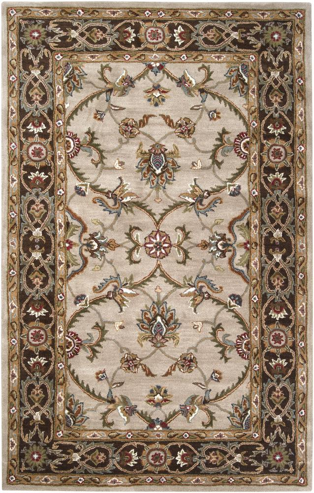 Surya Kensington 8' x 10' - Item Number: KEN1021-810