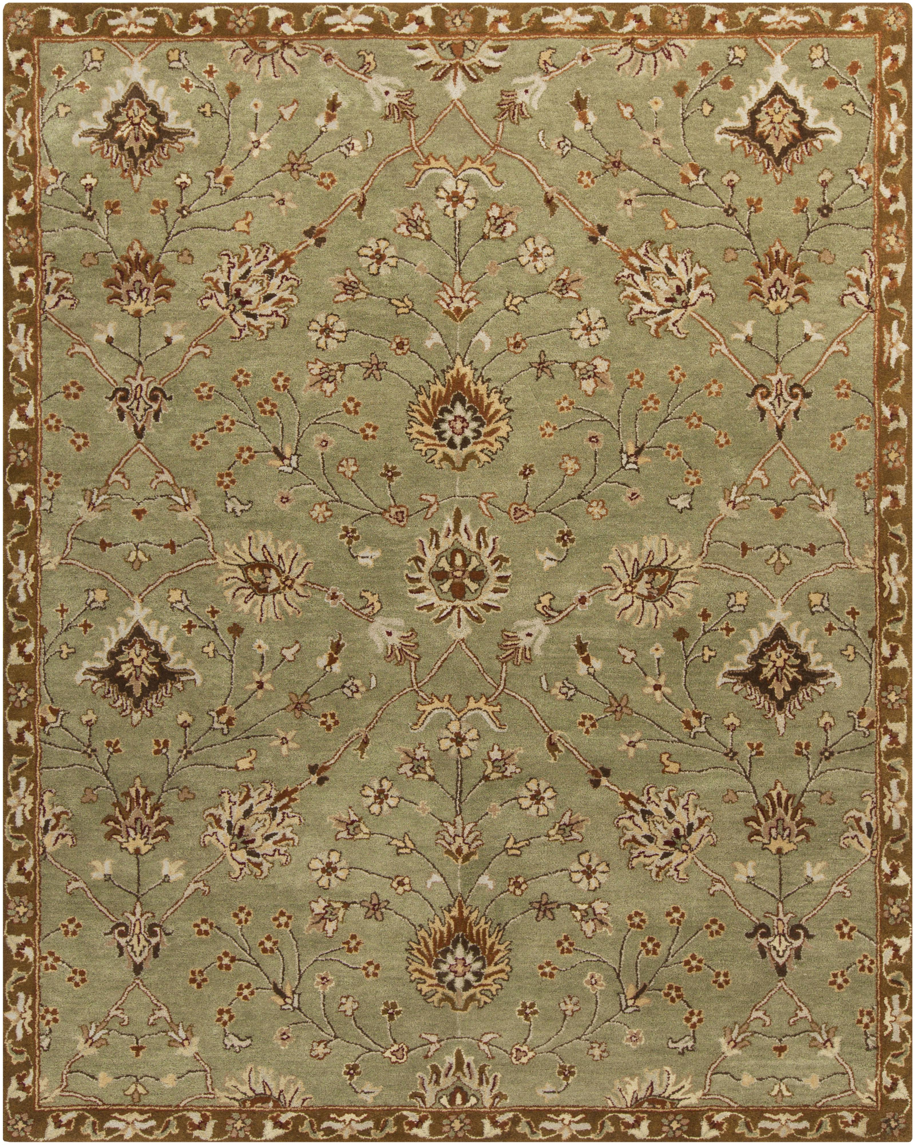 Surya Kensington 8' x 10' - Item Number: KEN1043-810
