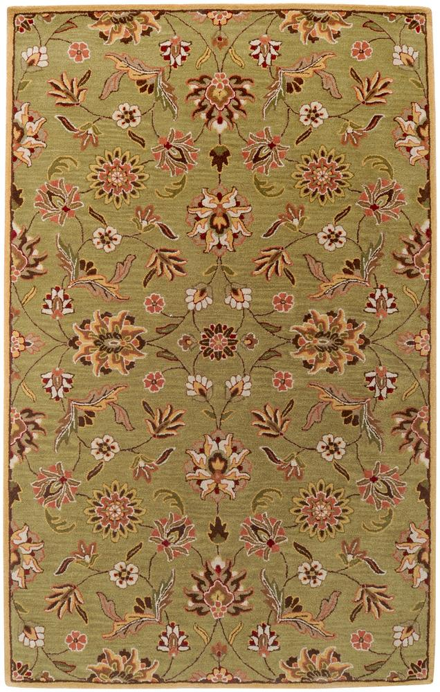 "Surya Legion 3'3"" x 5'3"" - Item Number: LGN6217-3353"