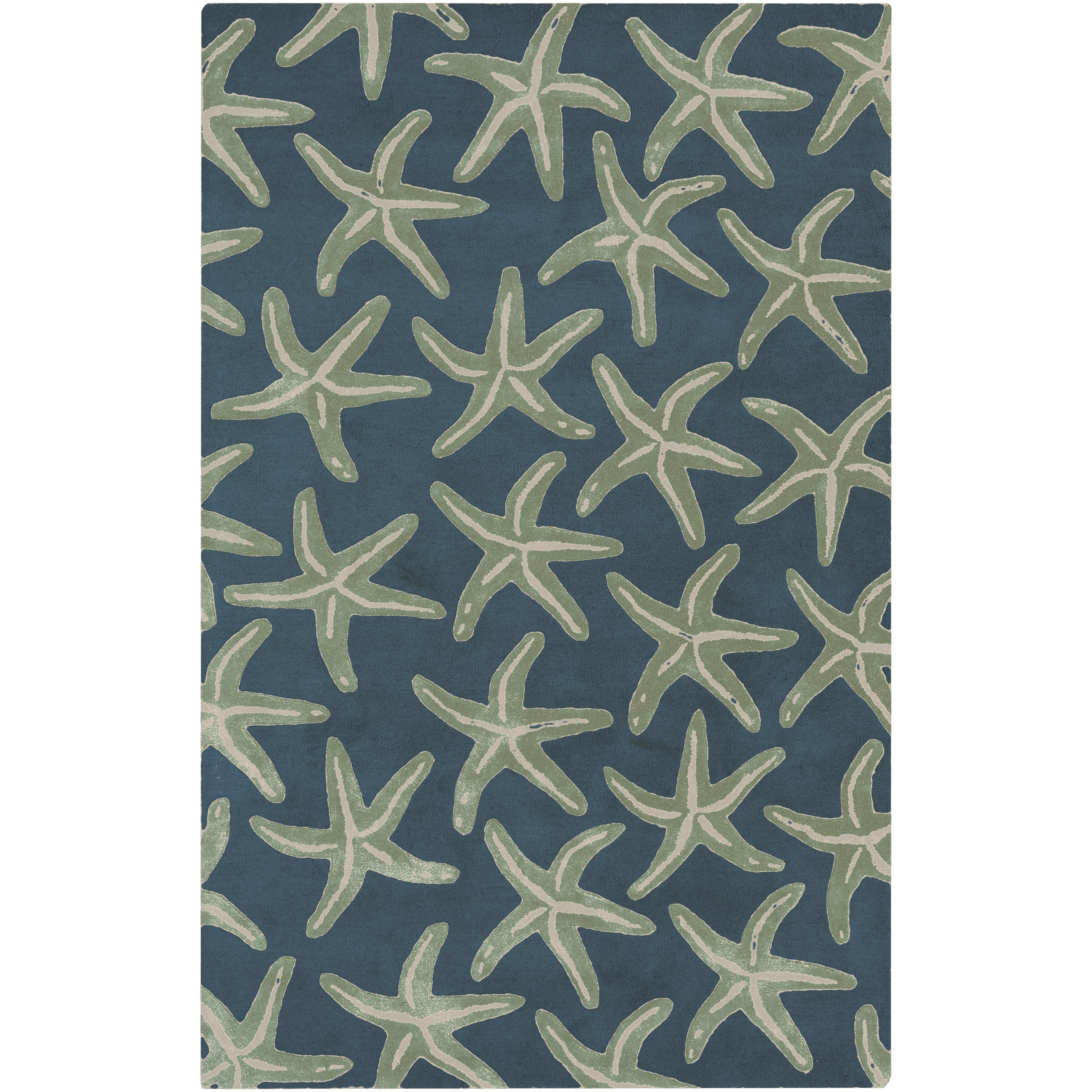 Surya Rugs Lighthouse 2' x 3' - Item Number: LTH7006-23