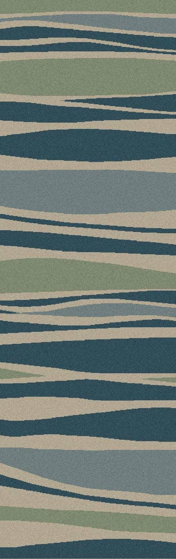 "Surya Rugs Lighthouse 2'6"" x 8' - Item Number: LTH7030-268"