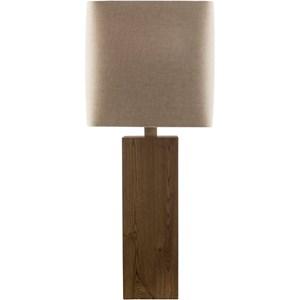 Surya Longshore Natural Contemporary Table Lamp