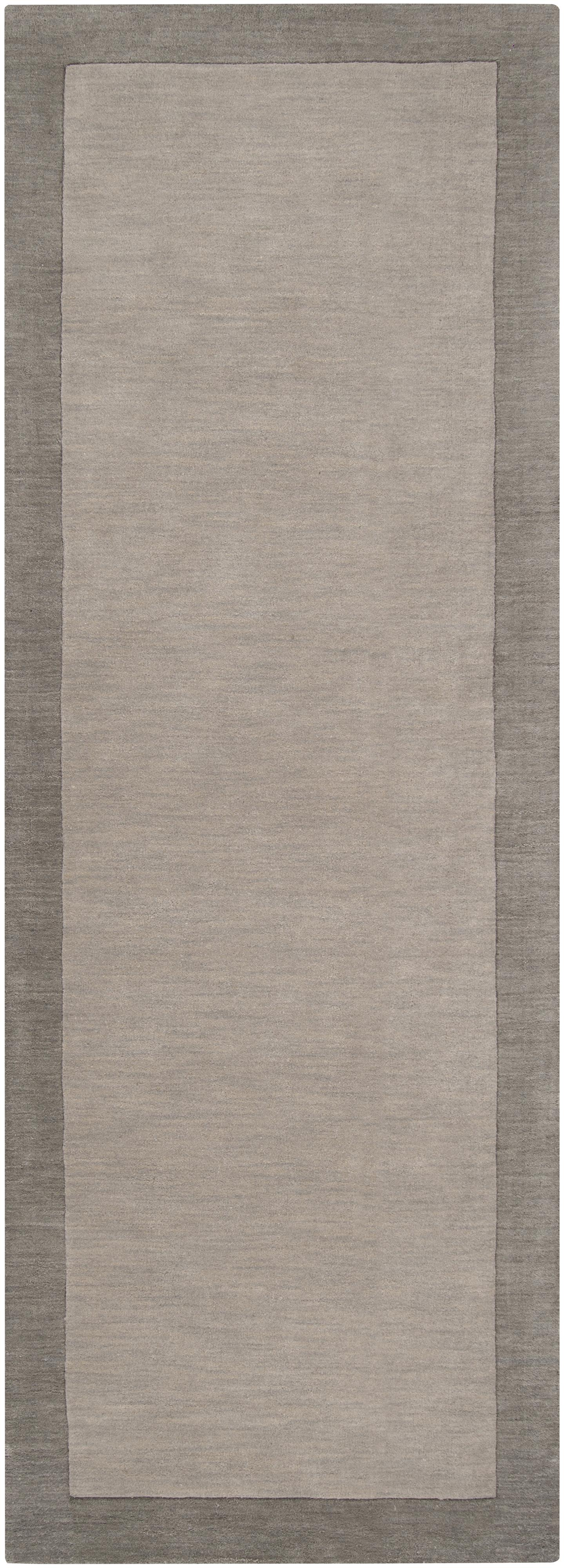 "Surya Madison Square 2'6"" x 8' - Item Number: MDS1000-268"