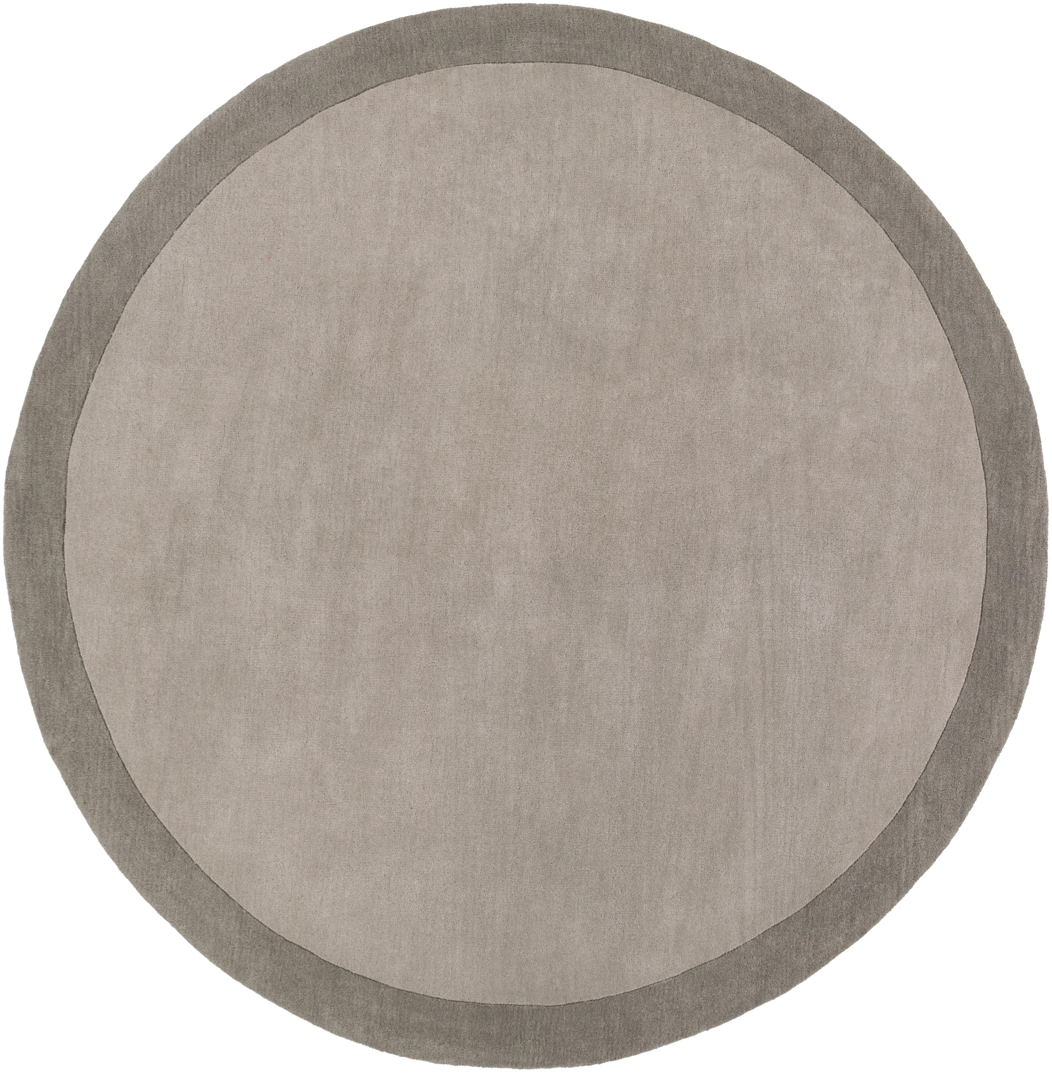 Surya Rugs Madison Square 6' Round - Item Number: MDS1000-6RD