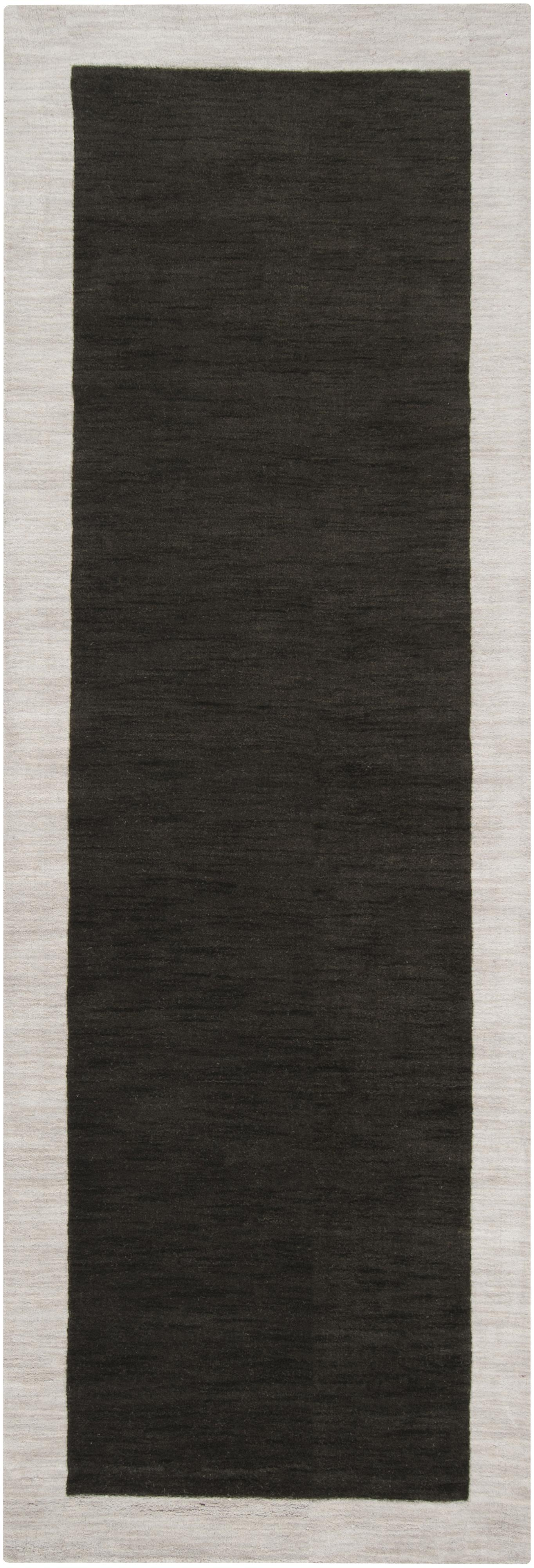 "Surya Madison Square 2'6"" x 8' - Item Number: MDS1004-268"