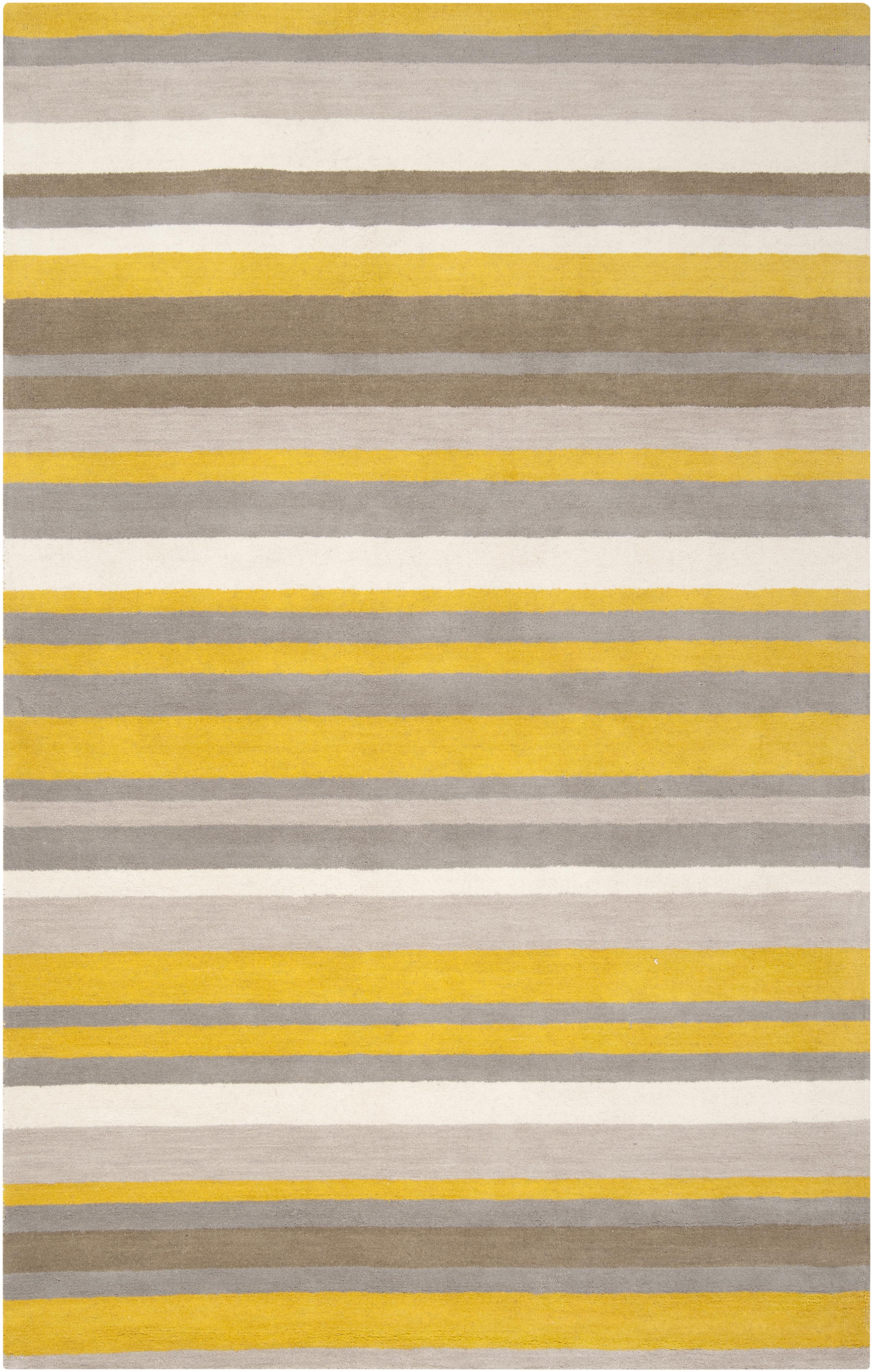 "Surya Rugs Madison Square 3'3"" x 5'3"" - Item Number: MDS1008-3353"