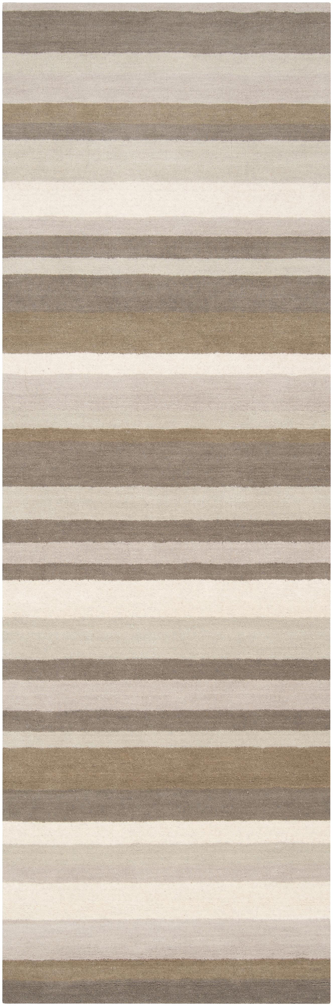 "Surya Rugs Madison Square 2'6"" x 8' - Item Number: MDS1009-268"