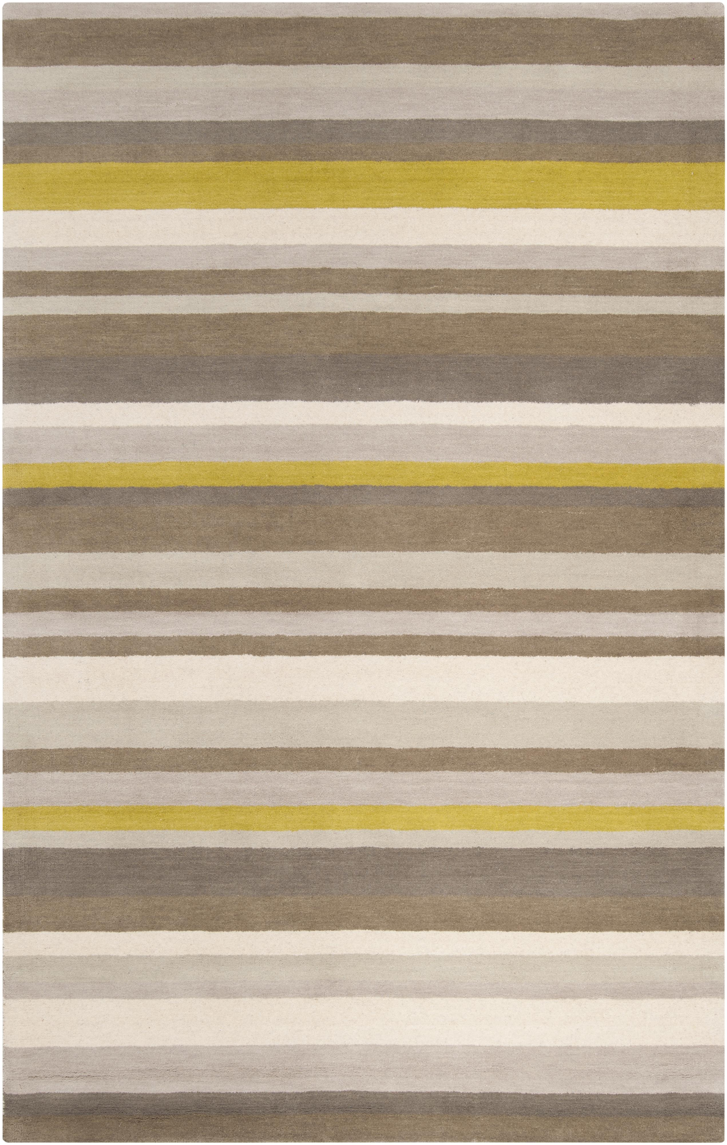 "Surya Rugs Madison Square 3'3"" x 5'3"" - Item Number: MDS1009-3353"