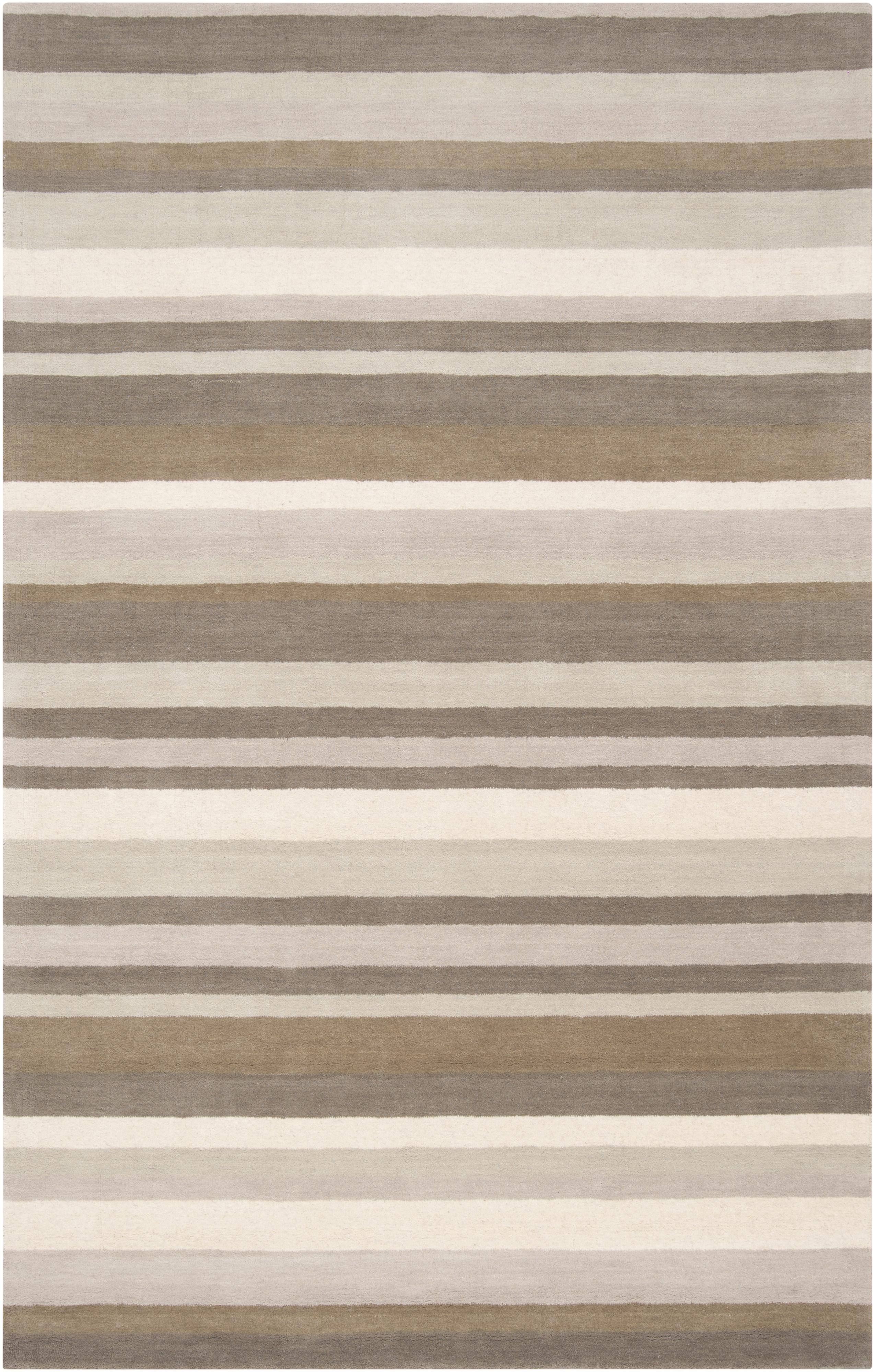 "Surya Madison Square 3'3"" x 5'3"" - Item Number: MDS1010-3353"