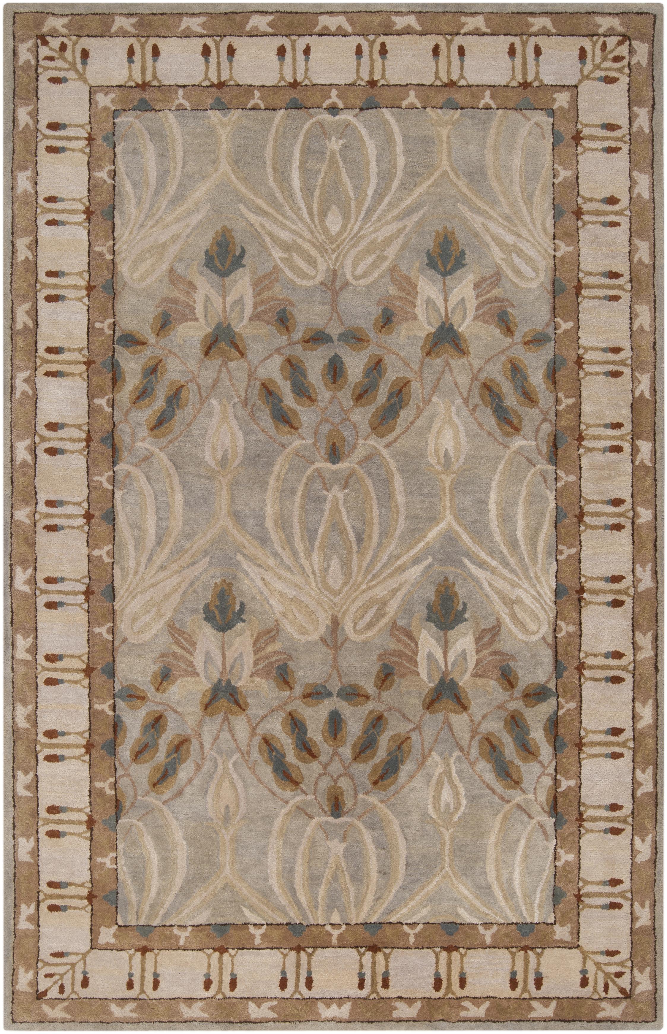 Surya Rugs Mentone 5' x 8' - Item Number: MTO7000-58
