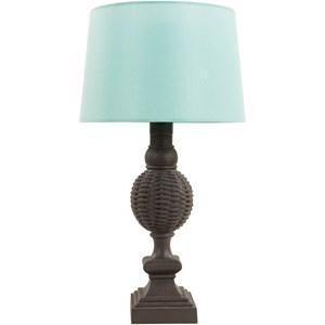 Black Coastal Table Lamp