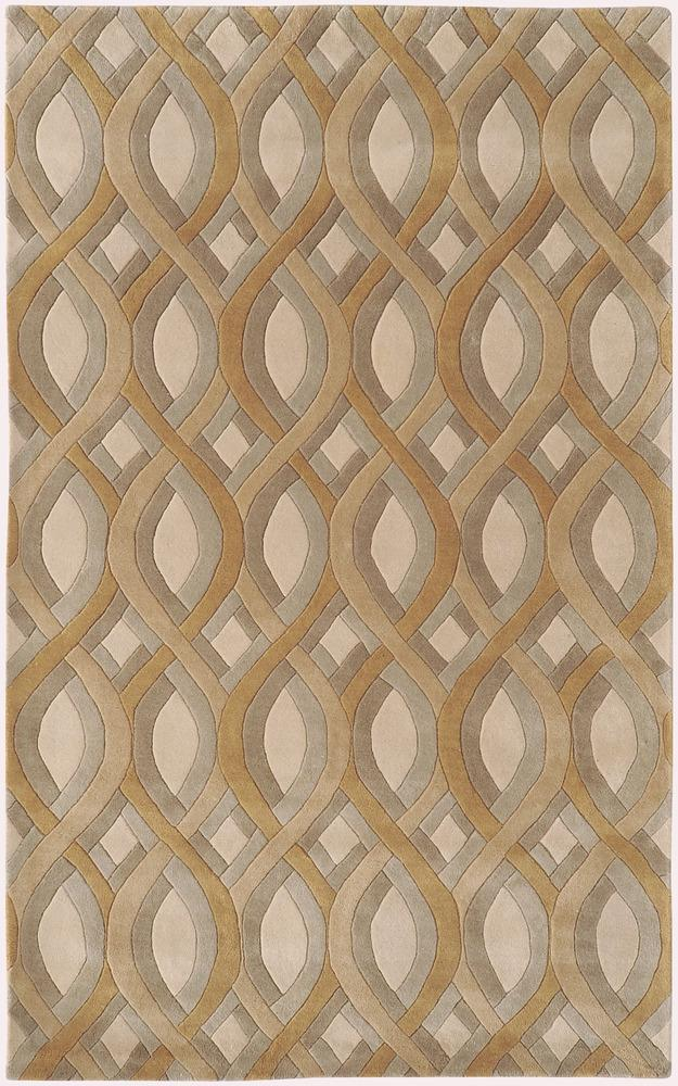 "Surya Modern Classics 3'3"" x 5'3"" - Item Number: CAN1901-3353"