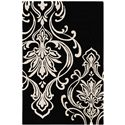 """Surya Rugs Modern Classics 3'3"""" x 5'3"""" - Item Number: CAN1951-3353"""