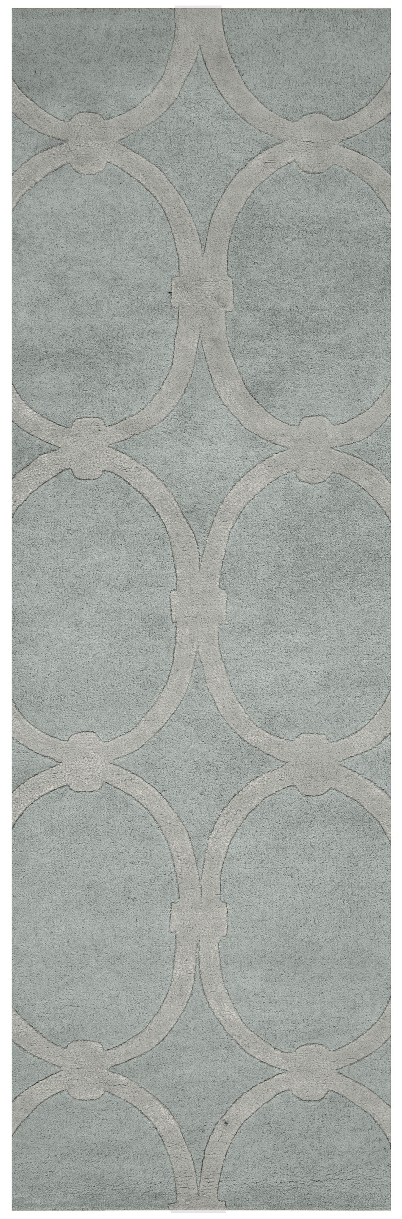 "Surya Modern Classics 2'6"" x 8' - Item Number: CAN1990-268"