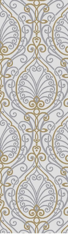 "Surya Modern Classics 2'6"" x 8' - Item Number: CAN2013-268"