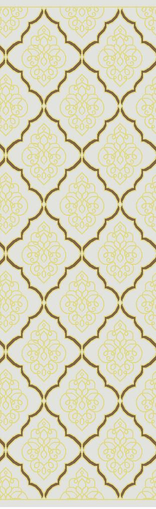 """Surya Rugs Modern Classics 2'6"""" x 8' - Item Number: CAN2014-268"""
