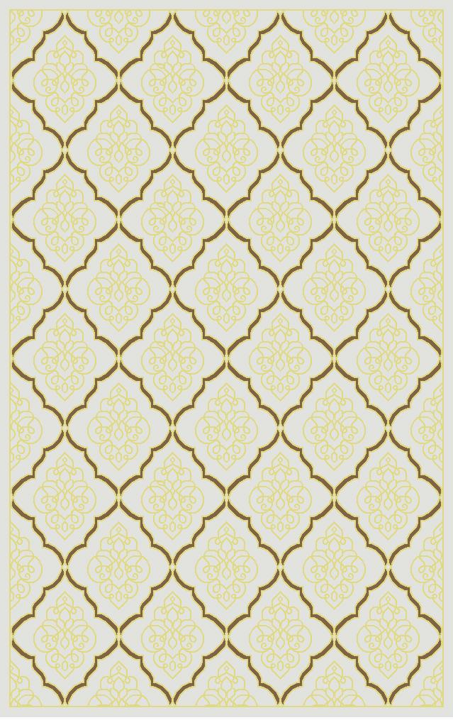 "Surya Modern Classics 3'3"" x 5'3"" - Item Number: CAN2014-3353"