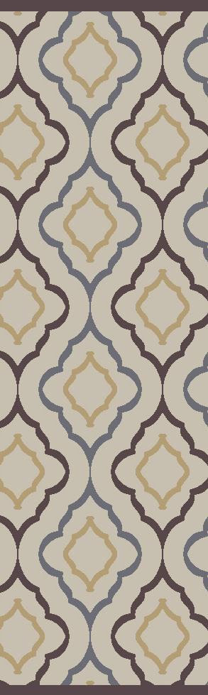 "Surya Modern Classics 2'6"" x 8' - Item Number: CAN2024-268"
