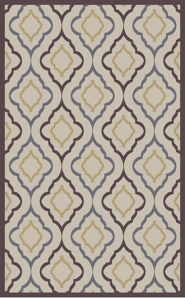 "Surya Modern Classics 3'3"" x 5'3"" - Item Number: CAN2024-3353"