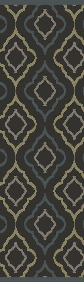 "Surya Rugs Modern Classics 2'6"" x 8' - Item Number: CAN2025-268"