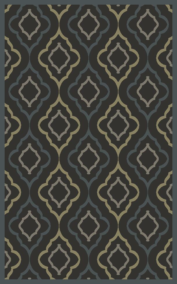 "Surya Modern Classics 3'3"" x 5'3"" - Item Number: CAN2025-3353"