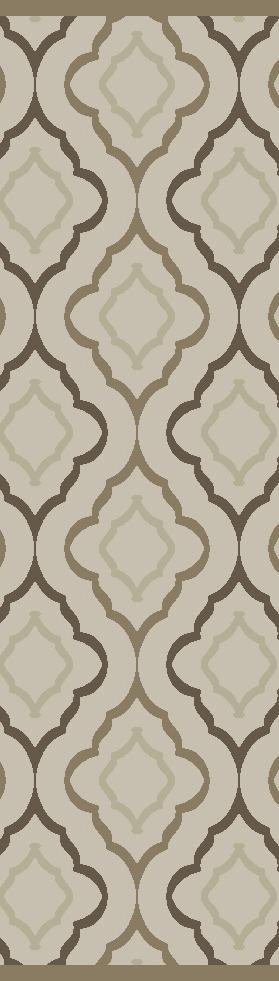 "Surya Modern Classics 2'6"" x 8' - Item Number: CAN2026-268"
