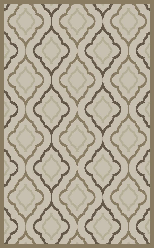 "Surya Rugs Modern Classics 3'3"" x 5'3"" - Item Number: CAN2026-3353"