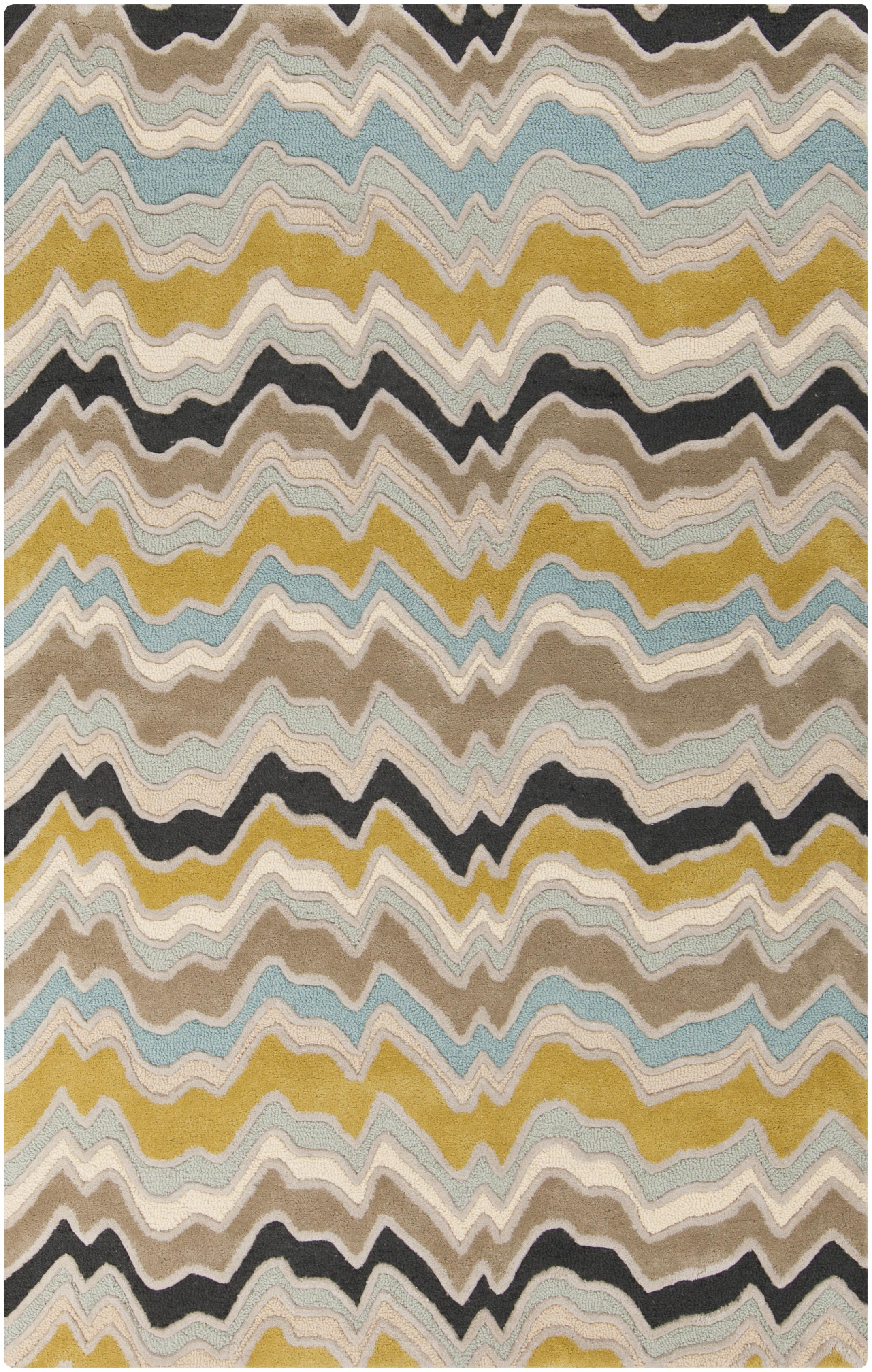 Surya Rugs Modern Classics 5' x 8' - Item Number: CAN2029-58