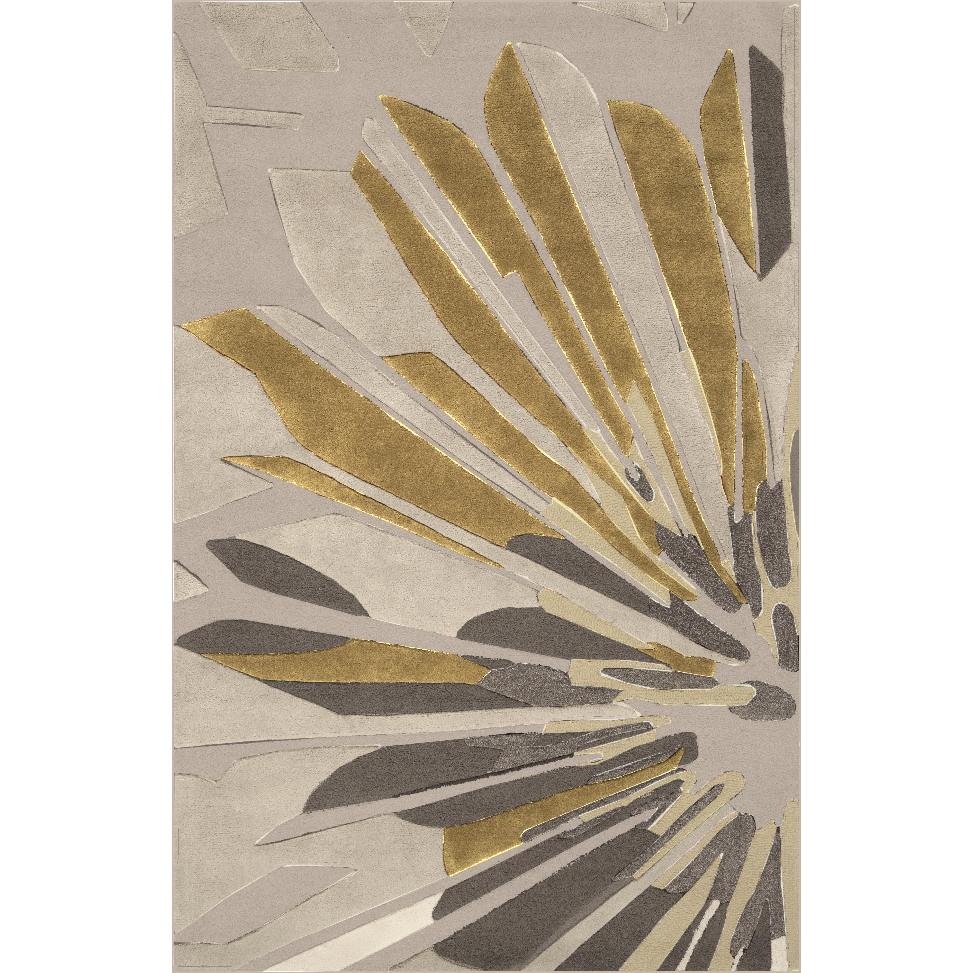 "Surya Rugs Modern Classics 3'3"" x 5'3"" - Item Number: CAN2031-3353"